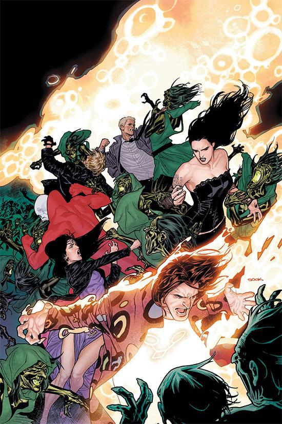 Justice League: Dark AKA Dark Universe