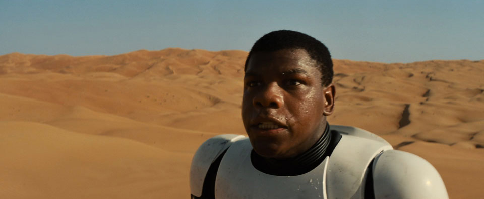 Star Wras: The Force Awakens