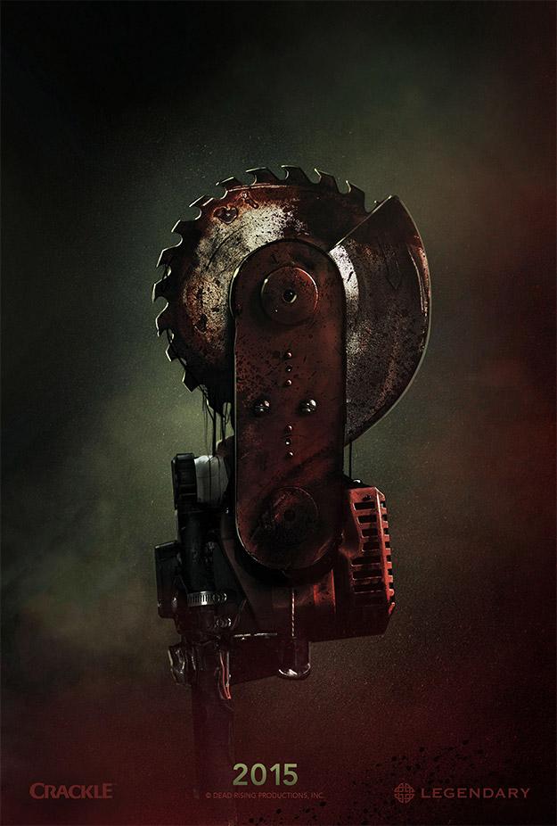 """Primer cartel de """"Dead Rising: Watchtower"""", esa serie de televisión / internet"""