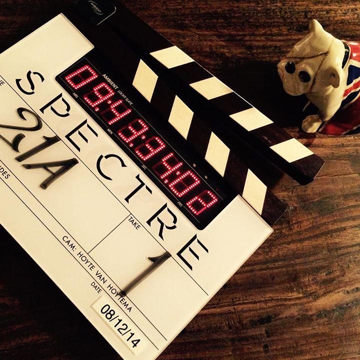 Es oficial, se ha iniciado el rodaje de SPECTRE de Sam Mendes