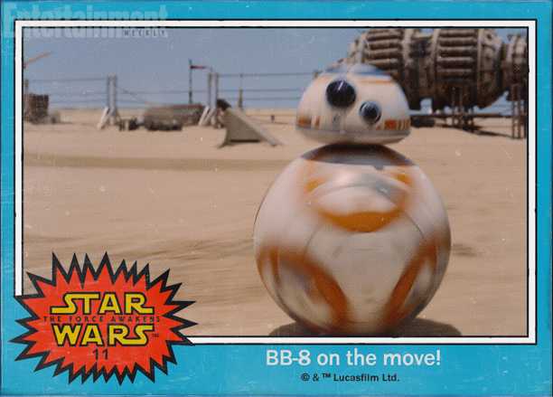 BB-8 on the move!