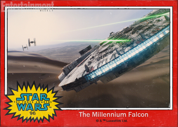 The Millennium Falcon
