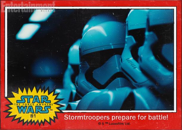 Stormtroopers prepare of battle!