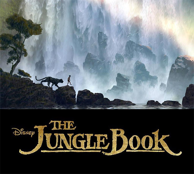 Primer vistazo a concept art de The Jungle Book de Jon Favreau