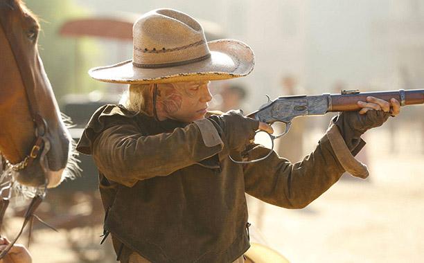 """Primera imagen de """"Westworld"""" de Jonathan Nolan y J.J. Abrams"""