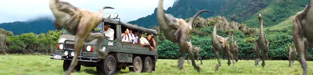 Jurassic World de Colin Trevorrow / Terminator: Genisys de Alan Taylor