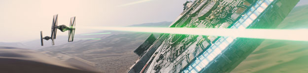 Star Wars: El Despertar de la Fuerza (Star Wars: The Force Awakens) de J.J. Abrams