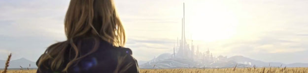 Tomorrowland de Brad Bird
