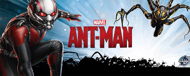 Un banner de Marvel nos muestra el aspecto de Yellow Jacket en Ant-Man