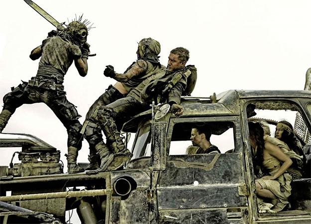 Nueva imagen de Mad Max: Furia en la Carretera