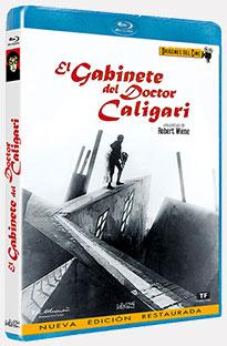 El gabinete del Dr. Caligari (Das Kabinett des Dr. Caligari, 1920) de Robert Wiene