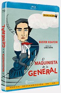El maquinista de la general (The General, 1926) de Buster Keaton y Clyde Bruckman