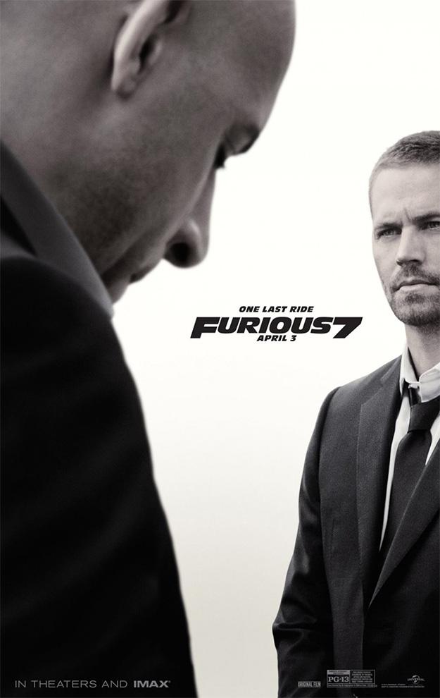 Una última aventura... Furious 7