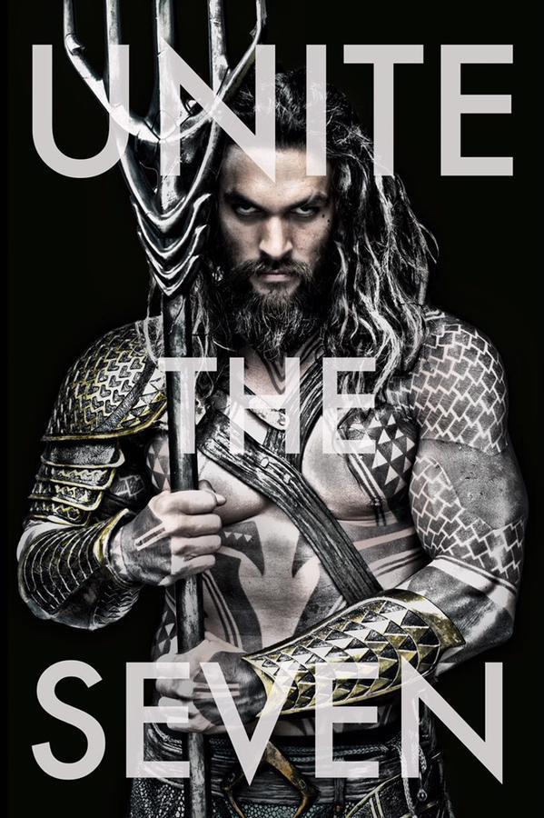 Jason Momoa = Aquaman