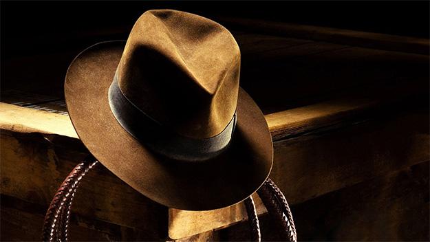 El sombrero de Indiana Jones