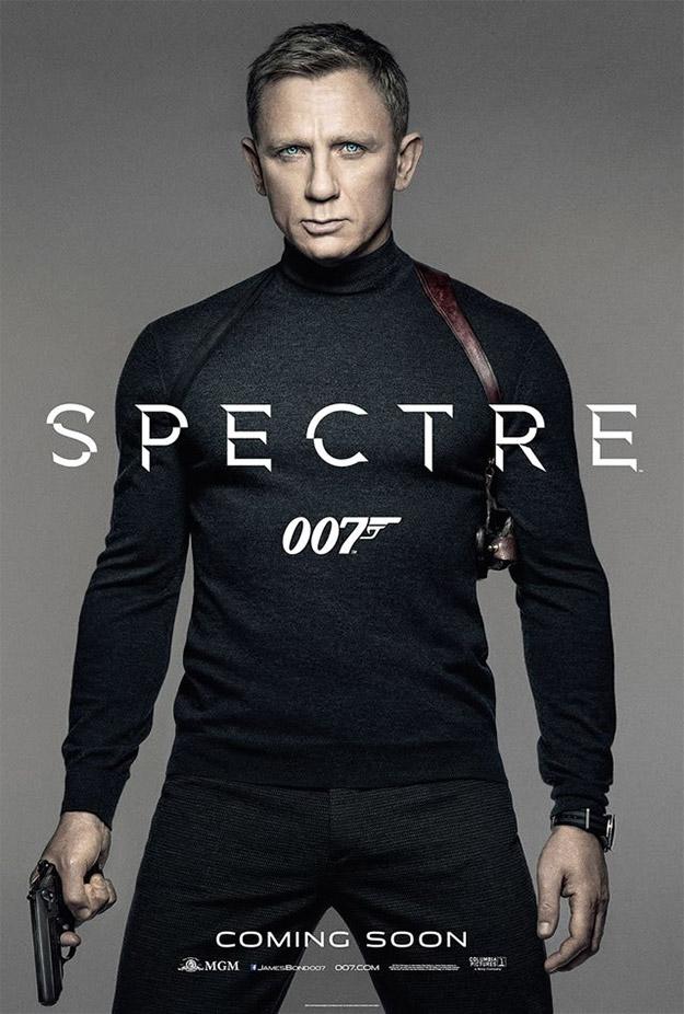 James Bond en SPECTRE