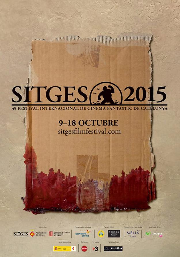 El cartel de la 48ª edición del Festival Internacional de Cinema Fantàstic de Catalunya