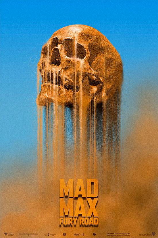 Mad Max: Furia en la Carretera, cartel molón 3