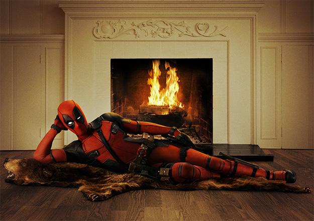 Primera imagen WTF del traje completo de Deadpool