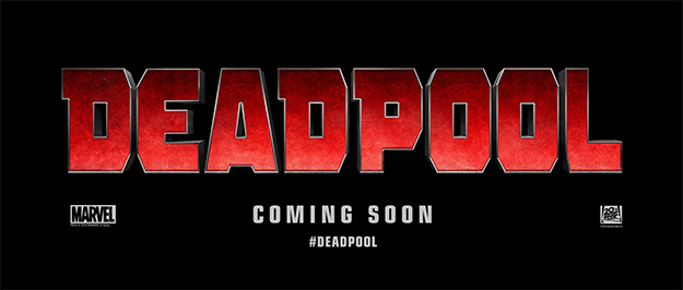 Web oficial y logo para Deadpool de Marvel y Fox