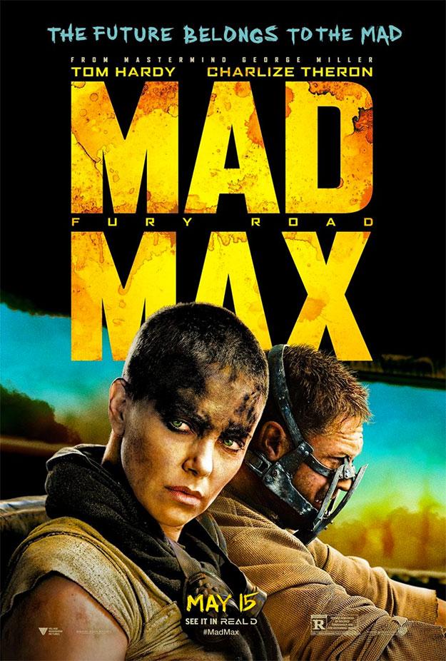 Un nuevo cartelito de Mad Max: Furia en la Carretera