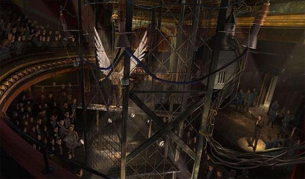 Concept art de X-Men: Apocalypse gracias a Bryan Singer... ¿vuelve Ángel?