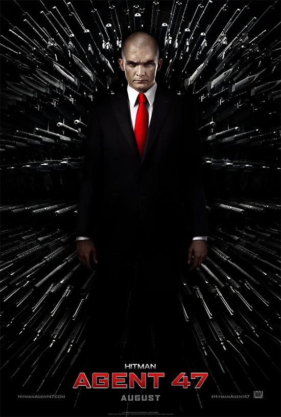 El nuevo cartel de Hitman: Agent 47... pues vale