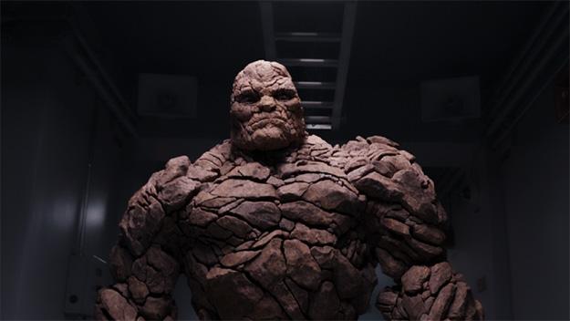 La Cosa en Fantastic Four