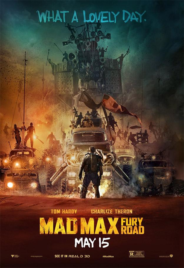 Mad Max frente al Homungus del nuevo apocalipsis