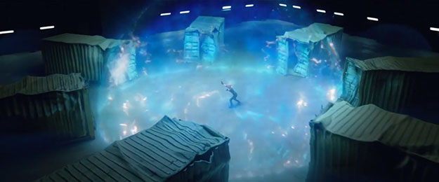 La Mujer Invisible en Fantastic Four