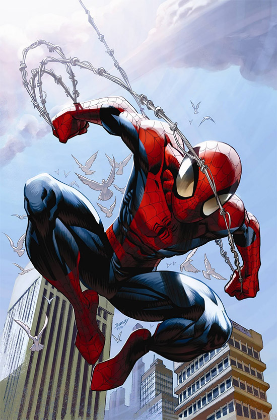 ¿Quién se oculta tras las máscara de Spider-Man?
