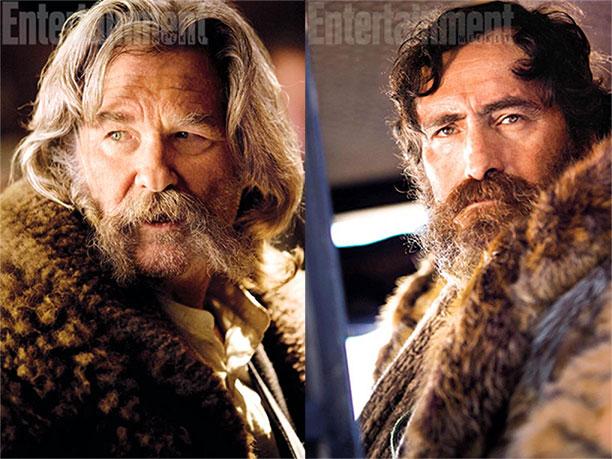 Kurt Russell y Demian Bichir