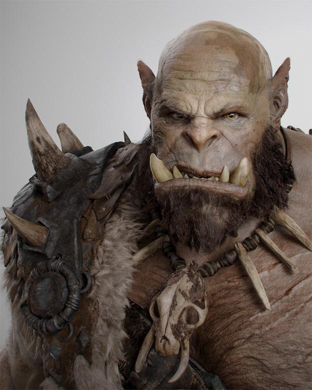 ILM como siempre un paso por delante, Orgrim Martillo Maldito de Warcraft la prueba