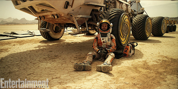 Tomándote un respiro en Marte
