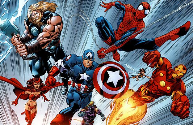 El futuro de Marvel Studios... Spider-Man y los Vengadores