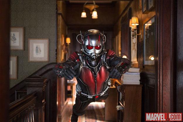 Nueva imagen de Ant-Man