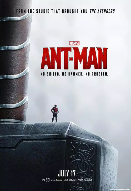 Ant-Man en Thor