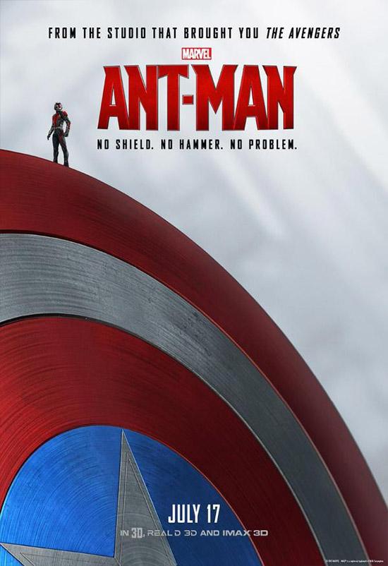 Ant-Man en el Capitán América