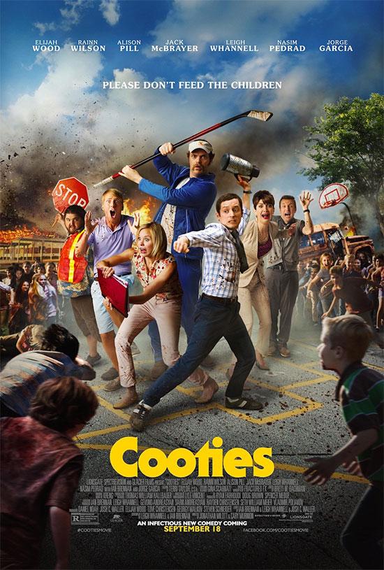 Un nuevo cartel de Cooties