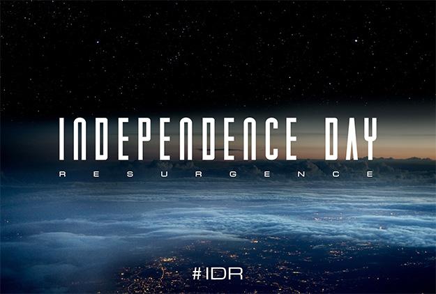 El título del film... Independence Day: Resurgence