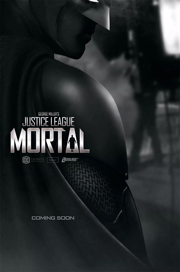 George's Miller: Justice League MortalGeorge's Miller: Justice League MortalGeorge's Miller: Justice League Mortal