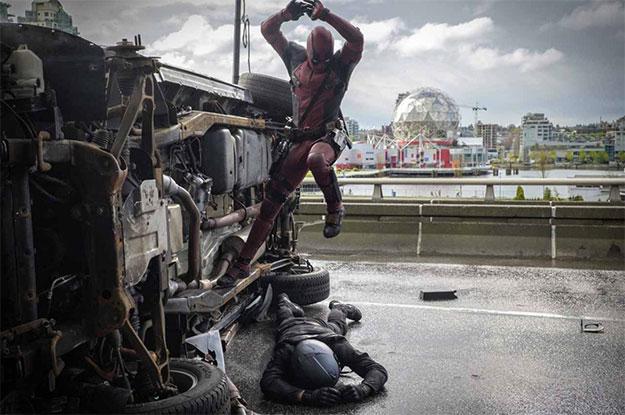 Nuevas imágenes de Deadpool