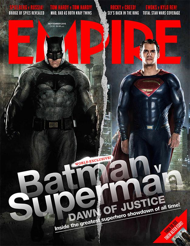 Batman v Superman: El Amanecer de la Justicia... tal para cual