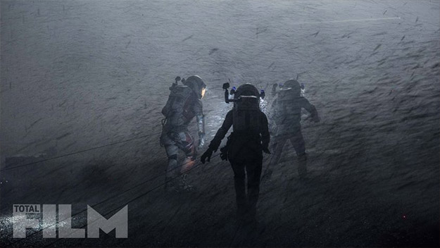 Nueva imagen de Marte (The Martian) de Ridley Scott