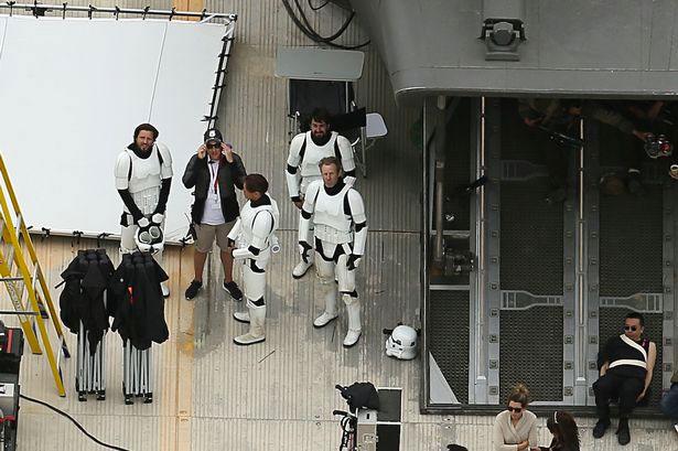 Primeras imágenes de Star Wars Anthology: Rogue One