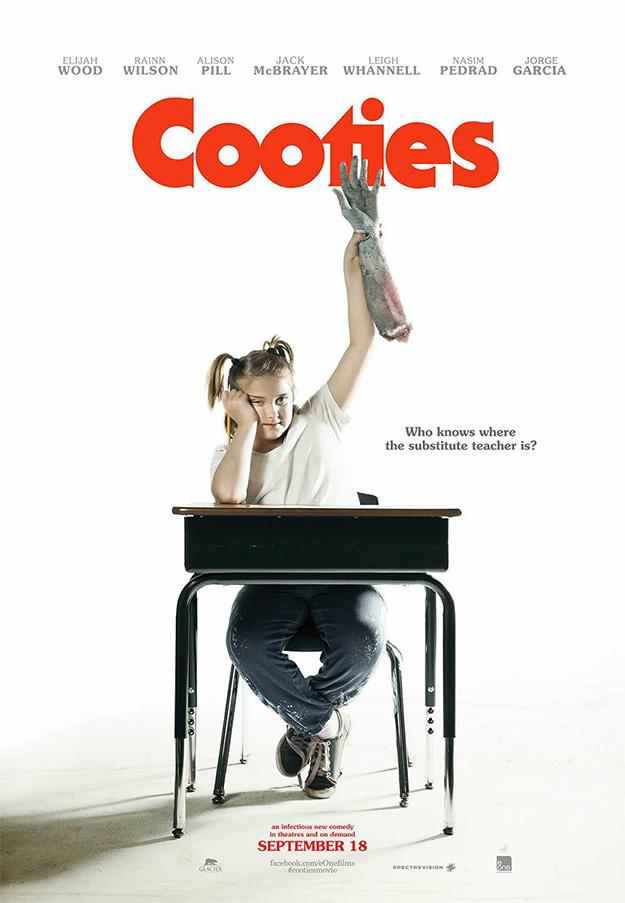 Simpático cartel de Cooties