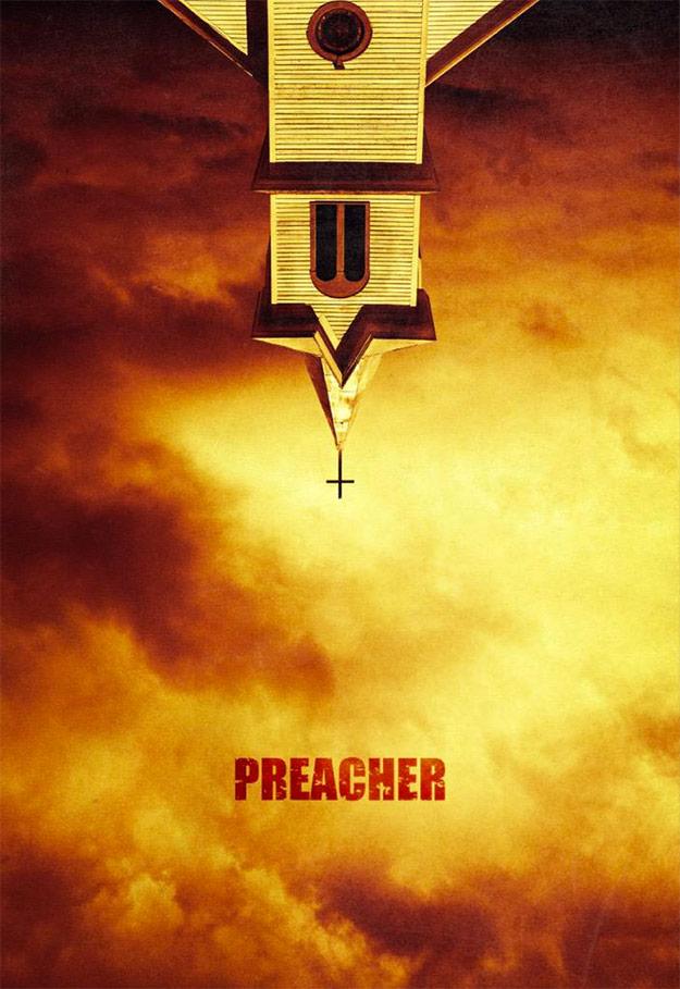 El primer cartel de Preacher