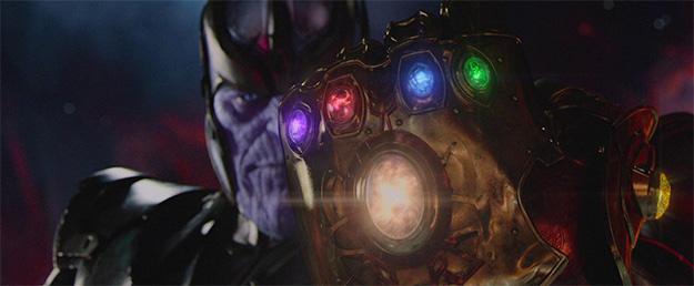 Primera imagen de Thanos en Avengers: Infinity War