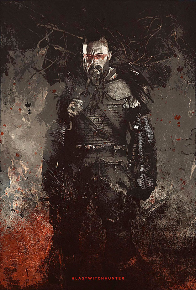 Que poco me llama El último cazador de brujas, pero que poco!