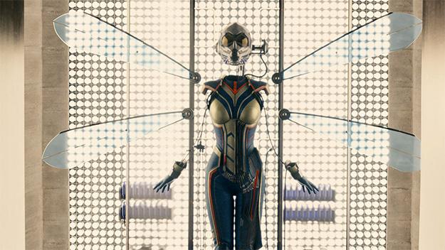 A Marvel le costará terminar este traje todavía 3 años...